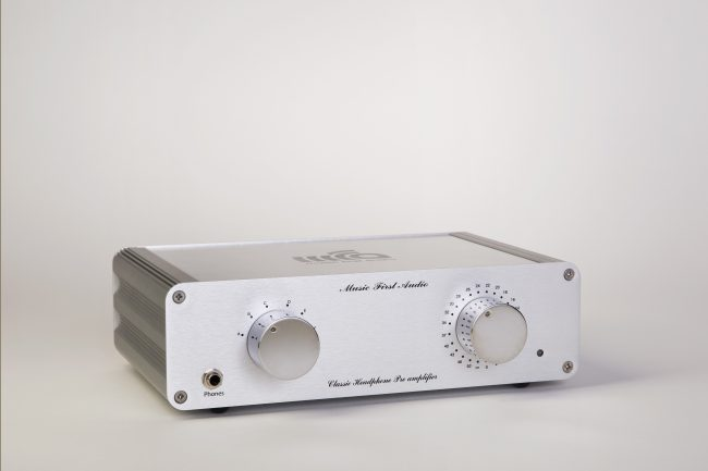 Music First Classic Headphone Pre Amplifier