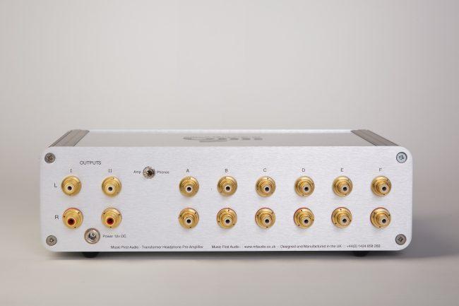Music First Classic Headphone Pre Amplifier