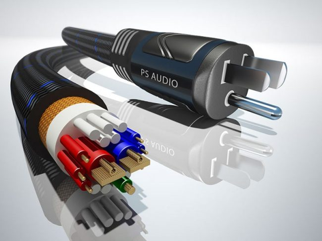 PS Audio Perfectwave AC12 Mains Power Lead