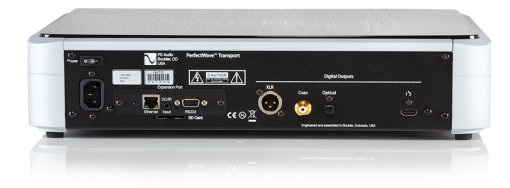 PS Audio Perfectwave Memory Player | Transport