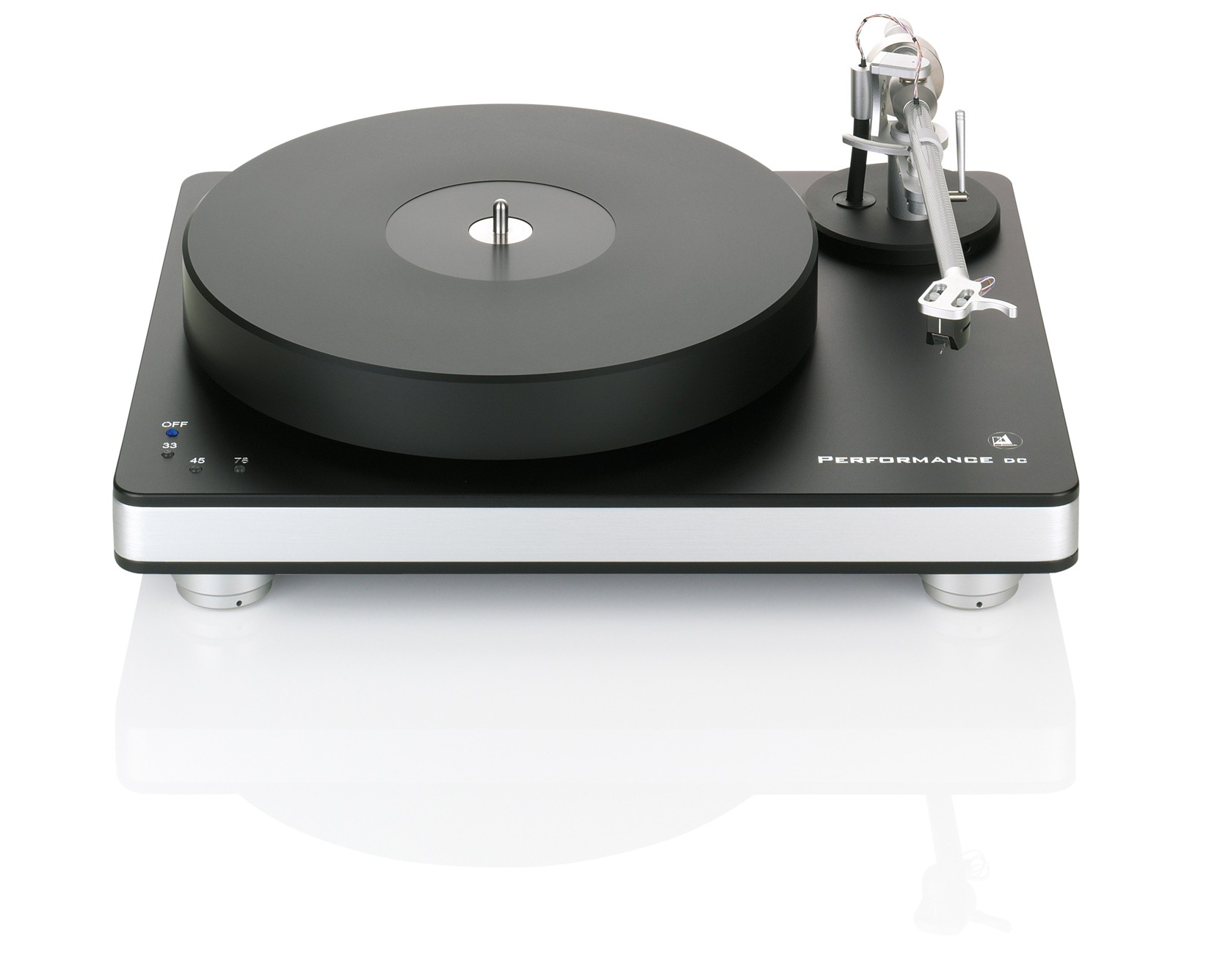 Clearaudio performance dc turntable package - Clearaudio Performance Dc Tt5 Essence Turntable Package