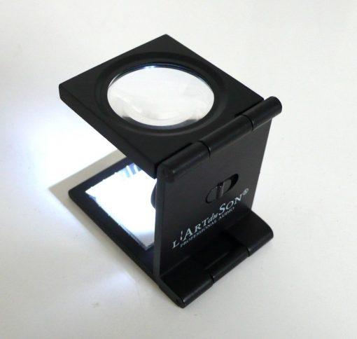 L'Art Du Son Stylus Magnifier Kit