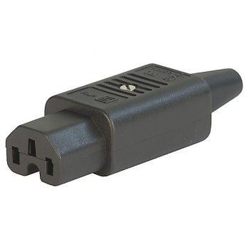 Schurter IEC Connector