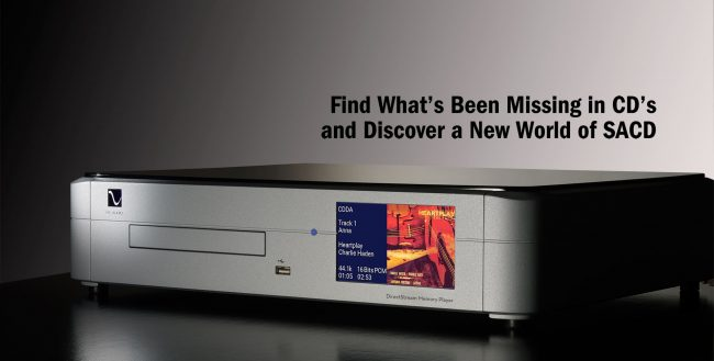 PS Audio Direct Stream Memory Player