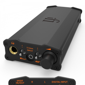 iFI Audio Micro iDSD Black Label DAC