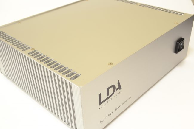 Longdog Audio Quartz Mains Regenerator