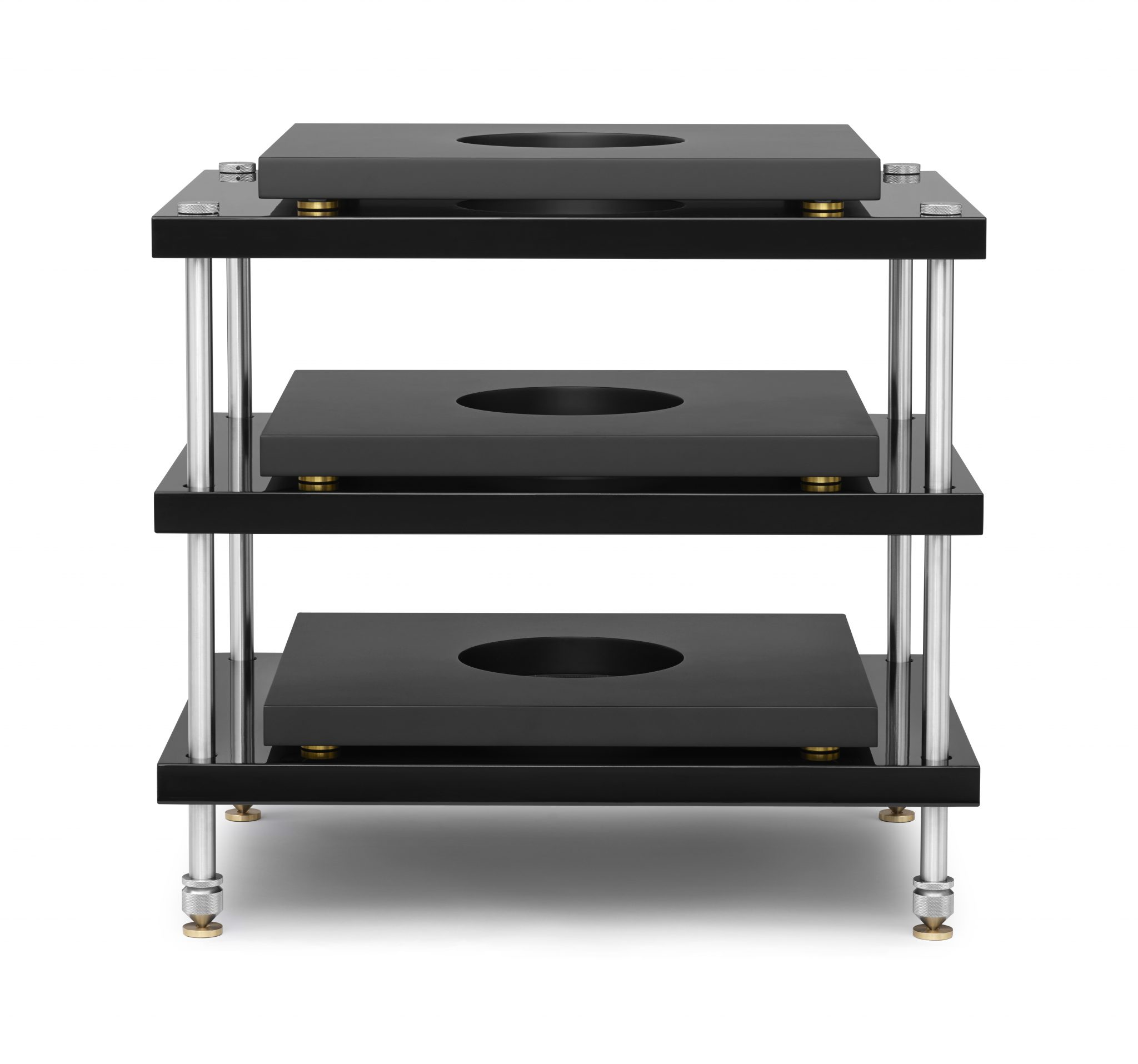 racks productions rear hd production rack equipment ppu unit portable audio qed