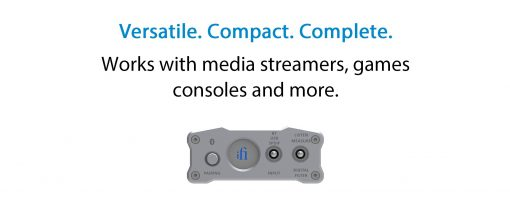 iFi Audio iONE DAC + Streaming Device