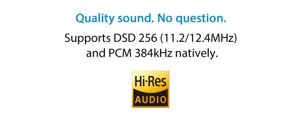 iFi Audio iONE DAC + Streaming Device