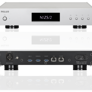 Melco N1ZH/2 Digital Music Library