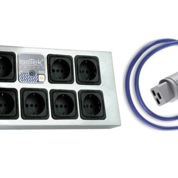 IsoTek EVO3 Corvus Mains Conditioning Block