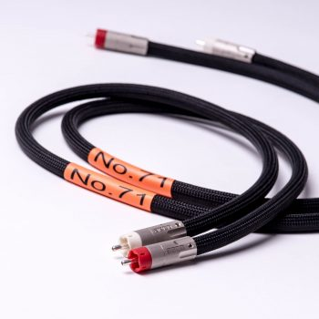 MCRU No.71 RCA Stereo Interconnects