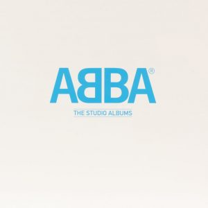 ABBA The Studio Albums 8 LP Box Set