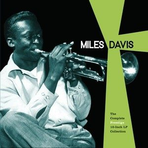 Miles Davis The Complete Prestige LP Box Set