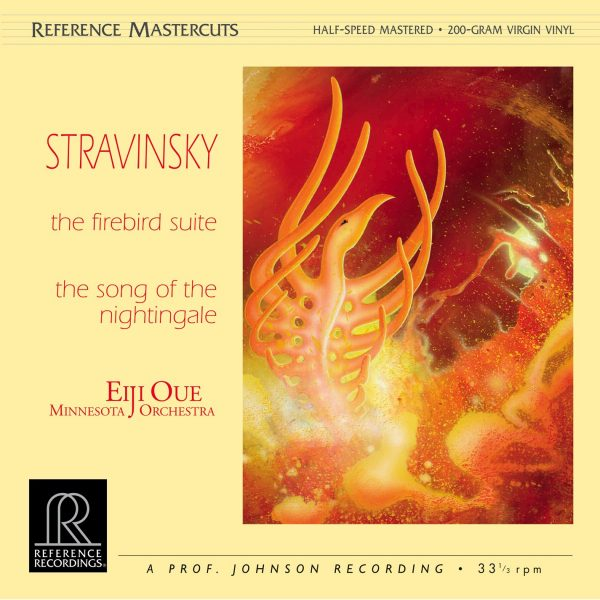 Stravinsky - The Firebird Suite/The Song of the Nightingale Vinyl