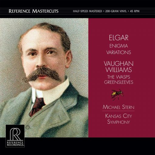 Elgar - Enigma Variations - Vaughan Williams - The Wasps - Greensleeves