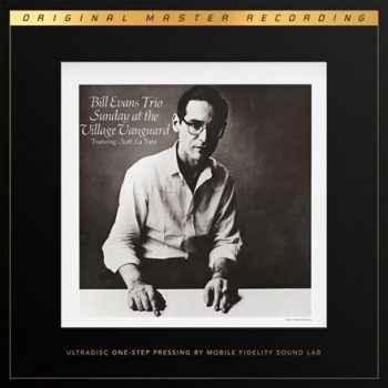 Bill Evans Trio - Sunday At The Village Vanguard - MoFi Vinyl - Ltd Edition