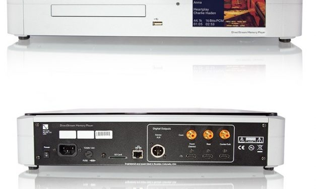 The Ultimate Optical Disc Playback System from PS Audio