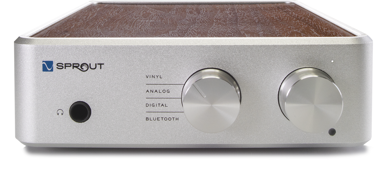 Introducing the PS Audio Sprout100 Amplifier
