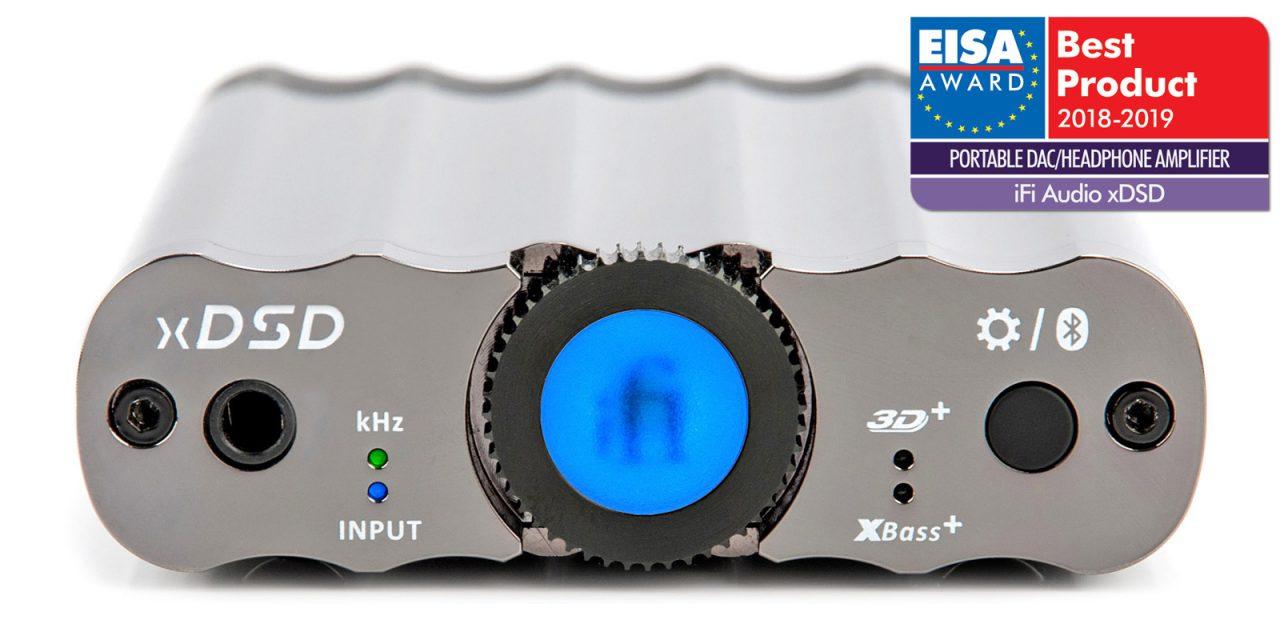 iFi Audio xDSD – High Octane Audio on the Go
